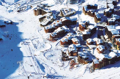 Good Skiing Val Thorens France Resorts
